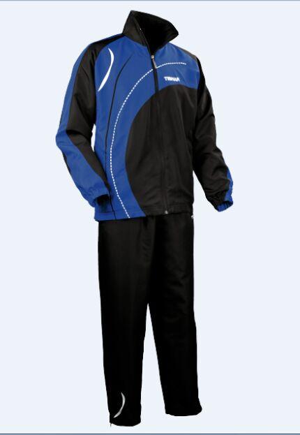 飞跃长套服(黑蓝)